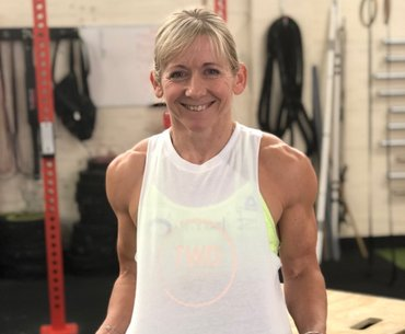 dawn french personal trainer daventry smiling